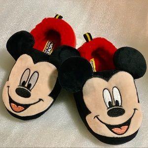 Other - Mickey Mouse Boys Slide On Slipper Kids House Shoe